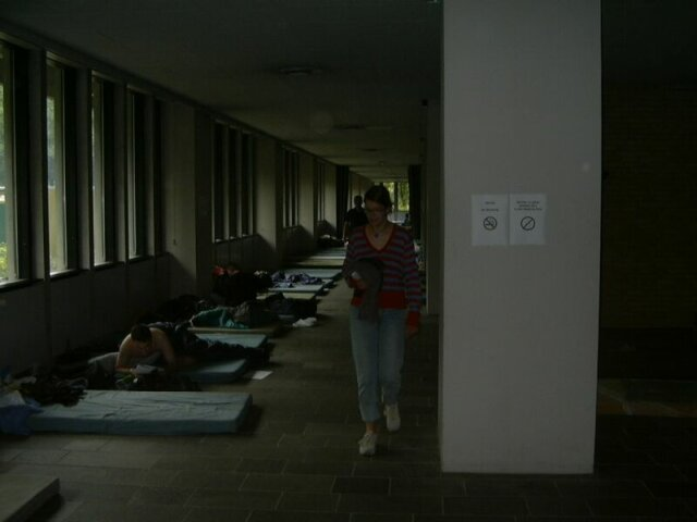 Sleeping Area