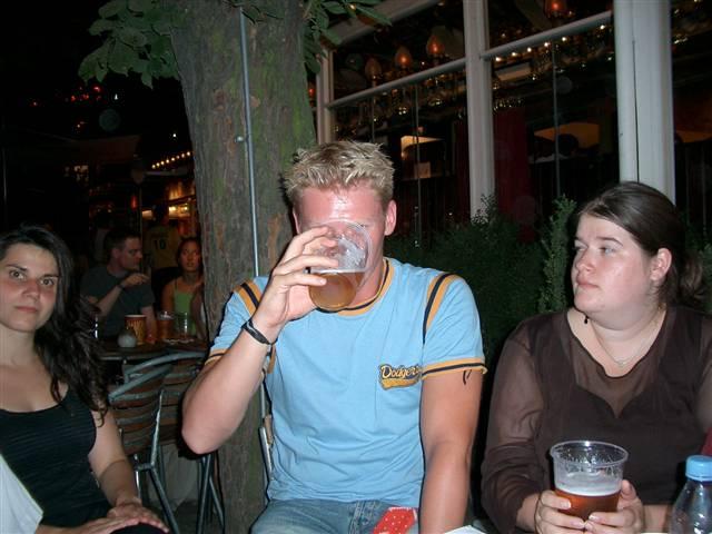 Beers at Tivoli