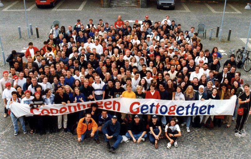 Altogether at GTG 1998
