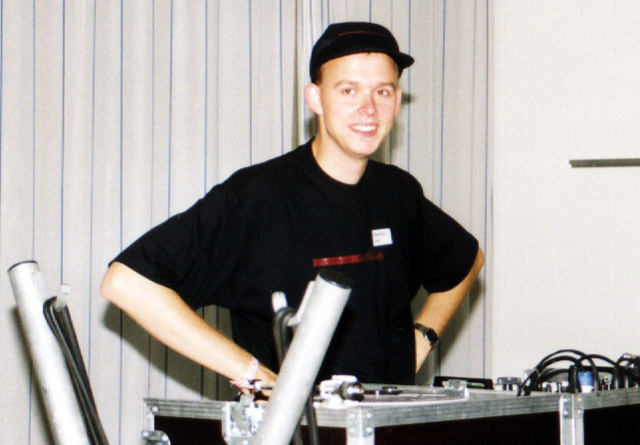 MoK, acting DJ