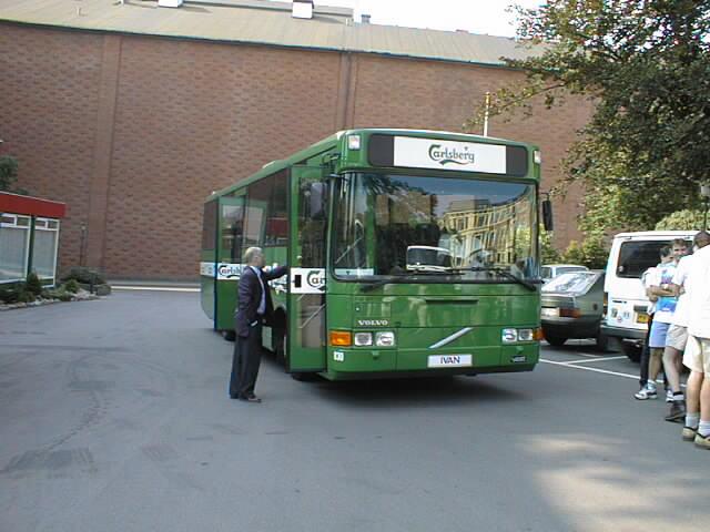 A bus called Ivan